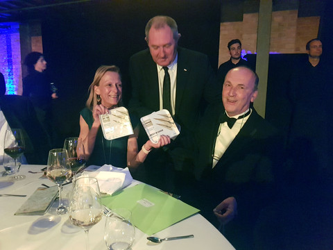 A Winning Night at the FESPA Awards 2018