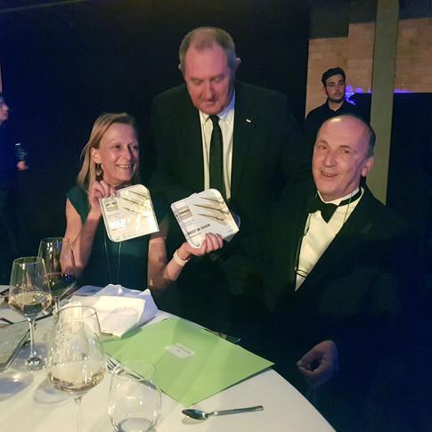 A Winning Night at the FESPA Awards 2018