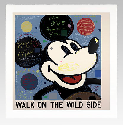 With Love (Mickey) by David Spiller