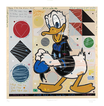 The Power of Love (Donald Duck) by David Spiller