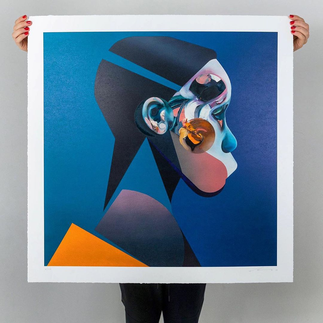 African Child Limited Edition print