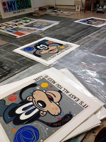 Prints in Studio