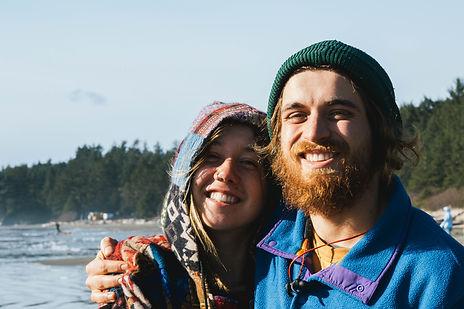 Pacific Rim Beach Vancouver Island Canada