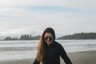 Cox Bay Happy Girl