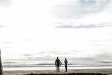 Cox Bay Beach Surfing British Columbia Canada
