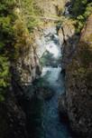 Port Renfrew Canyon Vancouver ISland