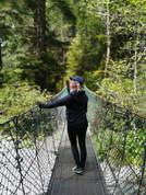 Juan de Fuca Provincial Park Bridge