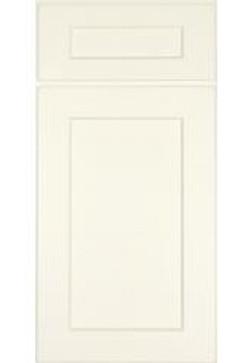 shaker antique white door