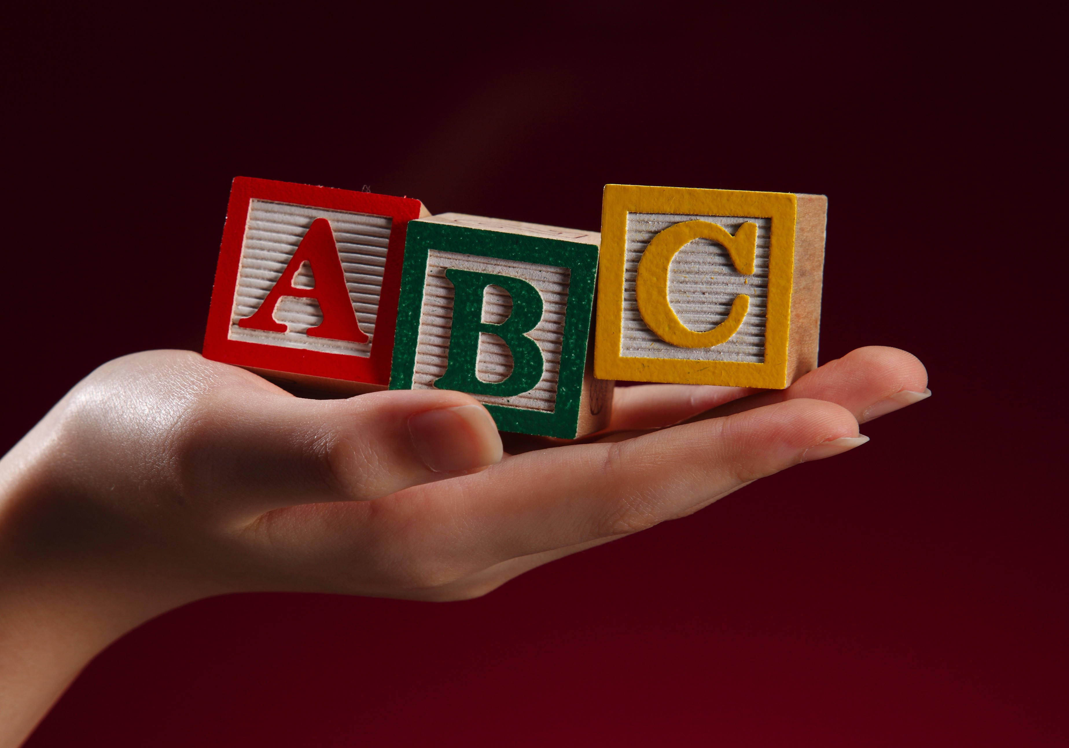 The ABC's of Me and XYZ's of You