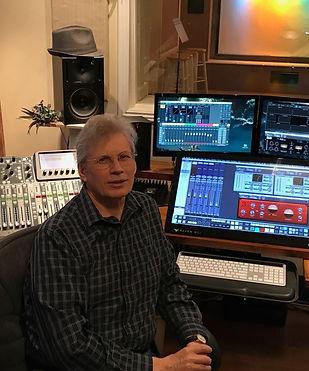 Steve Lerud - Audio Engineer