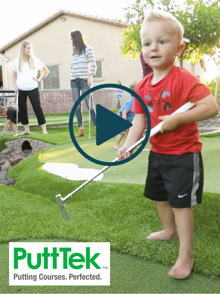 PuttTek Putting Courses