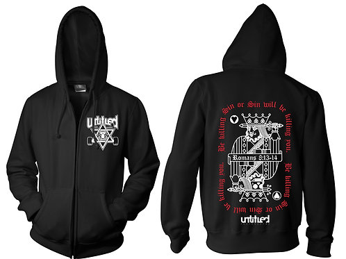 Killing Sin Zip-Up Hoodie