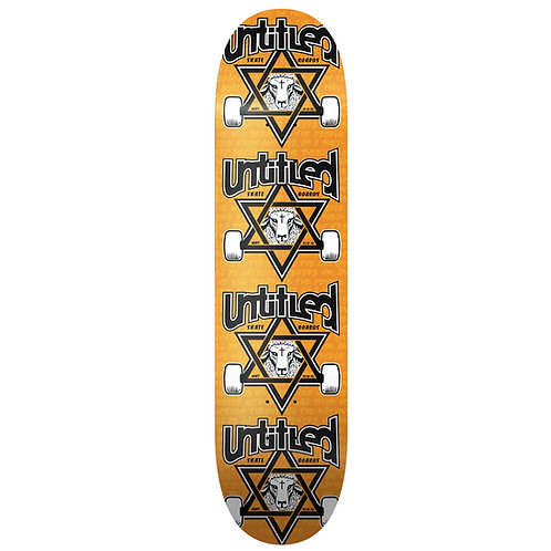 Skate Sheep Deck with Grip