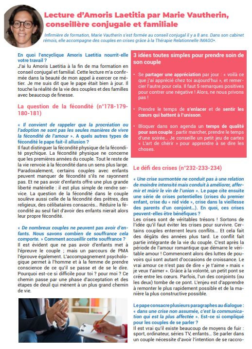Lecture amori Laétitia 1.JPG
