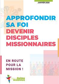 DEVENIR DISCIPLES MISSIONNAIRES