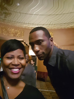 Actor Leon from the movie the Five h