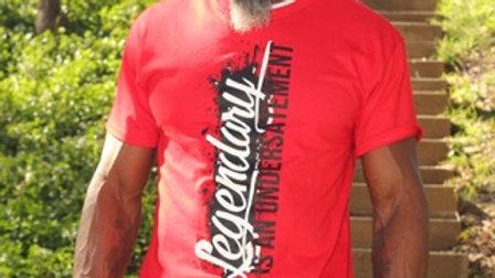 Unisex Legendary Is An Understatement TBF T-Shirt