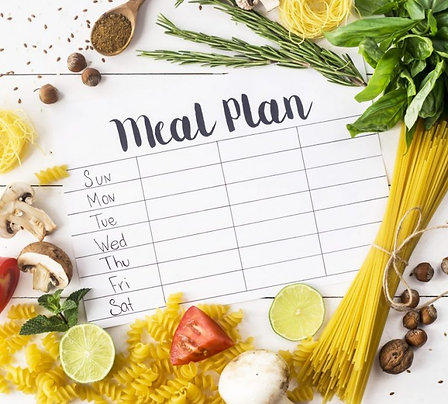 Fit Pass Meal Plan