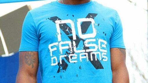 Unisex No False Dreams TBF T-Shirt