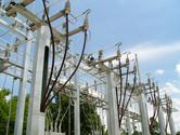 Distribution Substation; Western Oklahoma; 2002