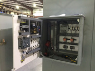 Nema 3R Externally Mounted Capacitor Bank Controls