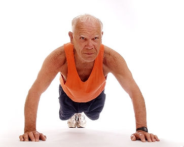 ouder worden zonder zorgen? Die je samen met Personal Training Gorssel