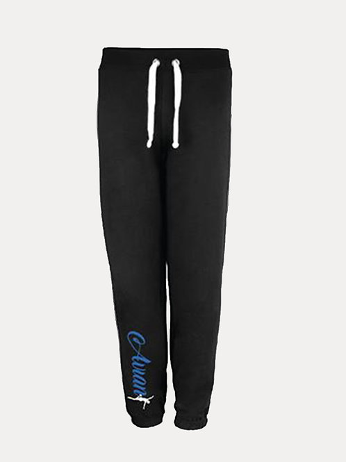Child Avian Full Length Jogging Bottoms