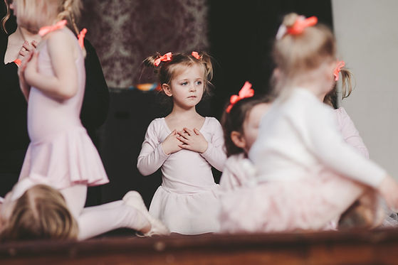 Young Ballet Dance Class