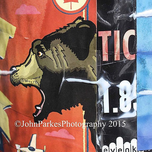 """TIC"" Pole Art, Byward Market, Ottawa__#"