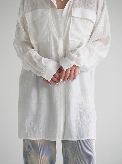 氣質直紋恤衫