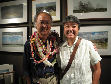 September 2010 Exhibit and Reception at Ward Center Gallery