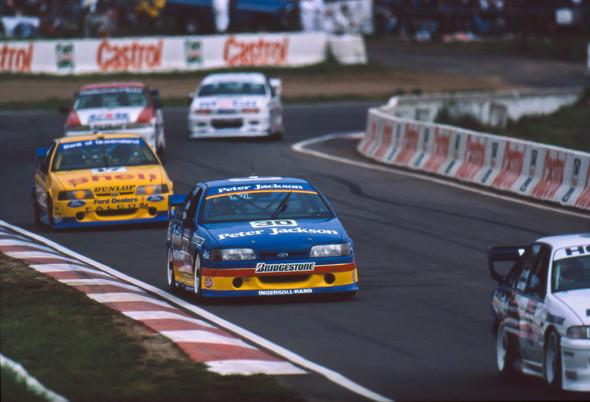 2nd lap 1993