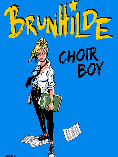 Poster Choirboy