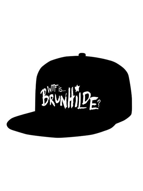 "Cap ""WTF is Brunhilde"""