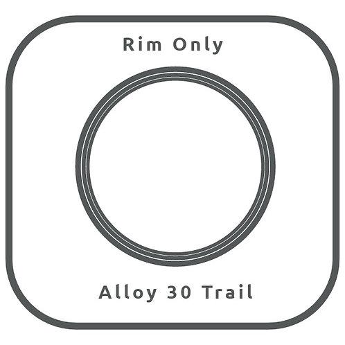 Alloy 30 Trail rim