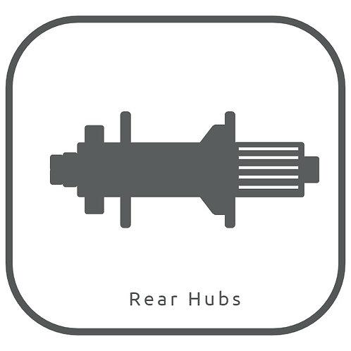 Scrub Hub Rear