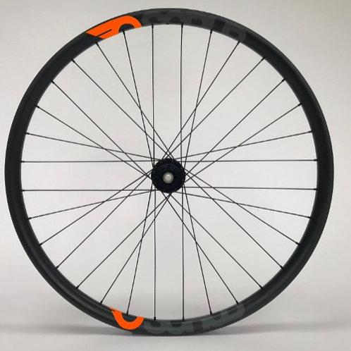 Scrub Carbon 30 Wheelset - Custom Colour Option