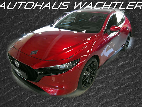 Mazda3 Skyactiv-X180 AWD GT+/SO/PR/TE Aut. Limousine