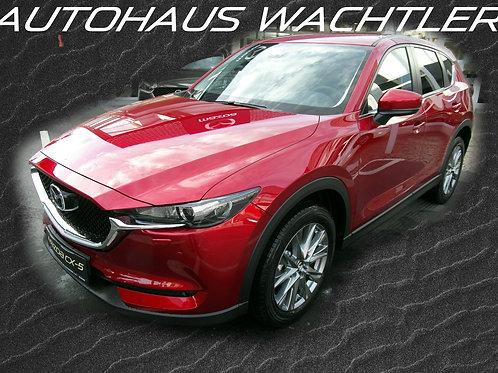 Mazda CX-5 G165 AWD Ambition Aut. SUV / Geländewagen