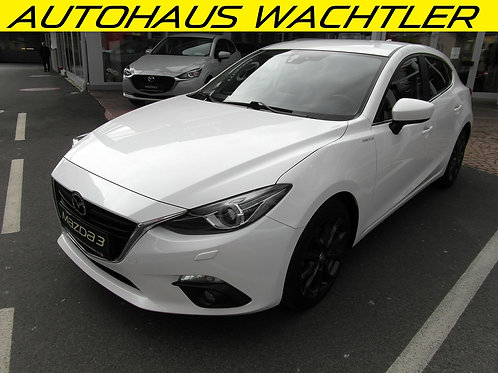 Mazda3 Sport CD105 Takumi