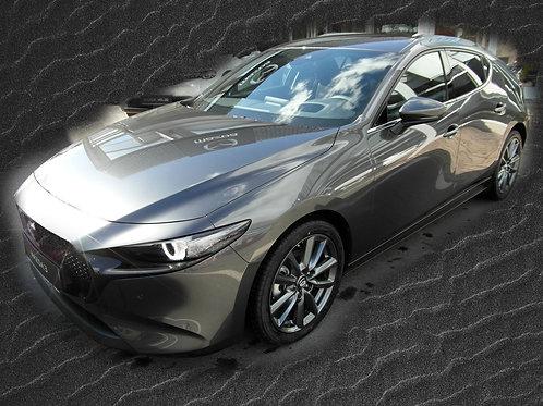 Mazda3 Skyactiv-G122 Comfort+ /SO/ST Aut. Limousine