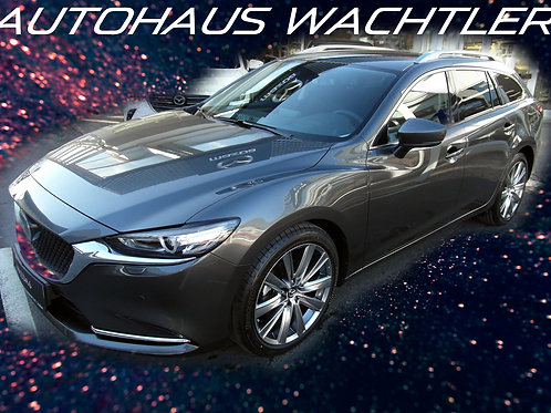 Mazda6 Sport Combi G165 Revolution Aut. Kombi