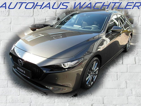 Mazda3 Skyactiv-G122 Comfort+ /SO/ST Limousine