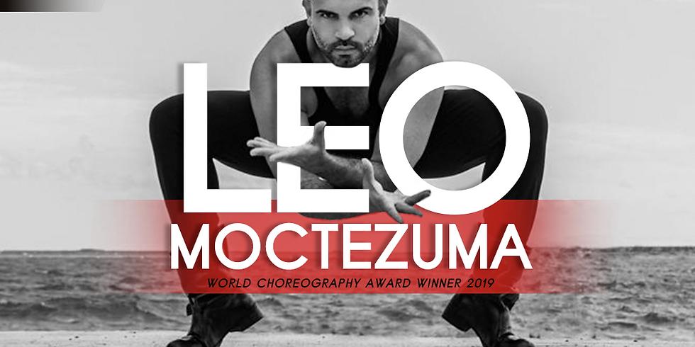 Commercial Dance w/ Leo Moctezuma