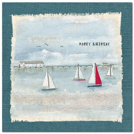 Happy Birthday Plain Sailing
