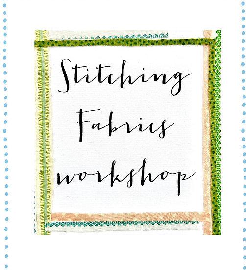 Stitching Fabrics Workshop