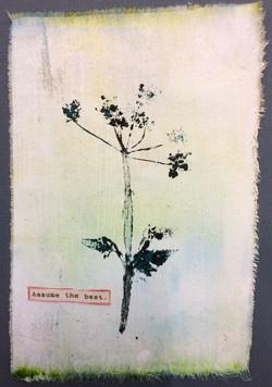 Kate Buchanan silk embroidery