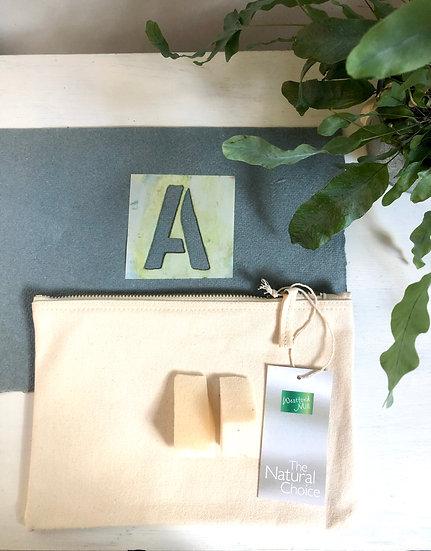 Add-on fabric painting set