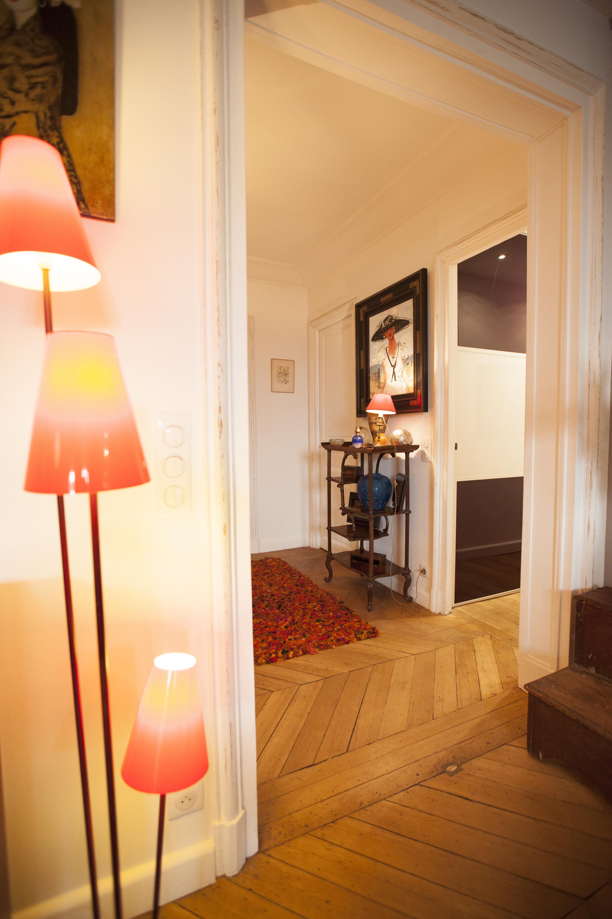 Un appartement à Pigalle