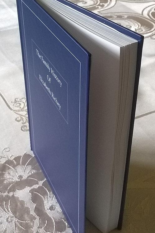 Hard-Back Book